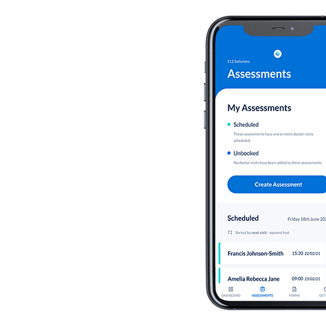 Organising-Assessment-phone