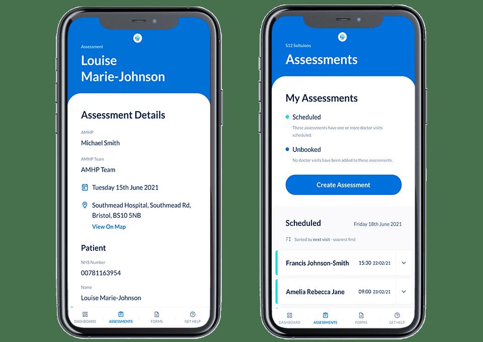 MHA-Assessing-Team-Organisaton-2iphones